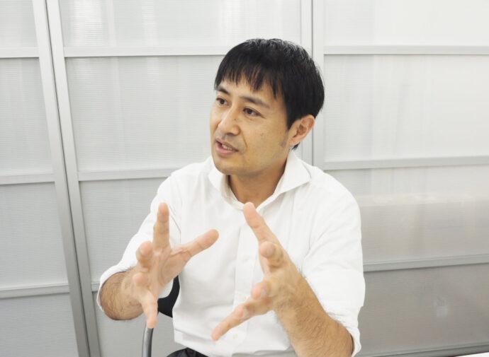 「整体ショーツNEO」開発者 小林篤史氏インタビュー