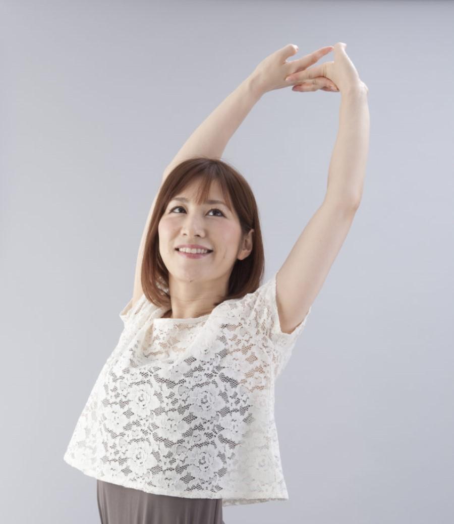 整体ショーツNEO-伸び