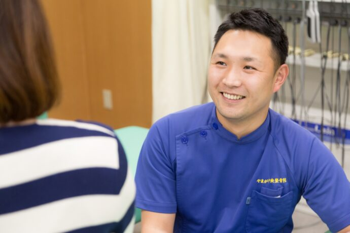 熊本県山鹿市「やまが中央整骨院」院長 野村先生にインタビュー