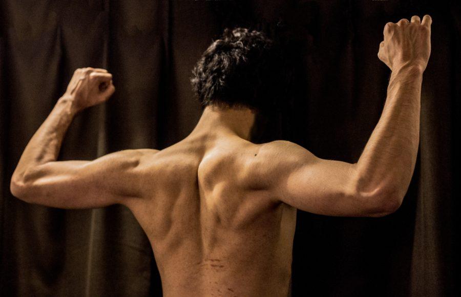 男性の腰痛が治りづらい理由1-男性の筋肉は固まりやすい