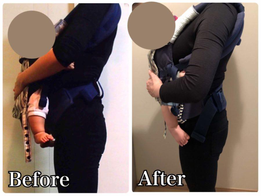整体ショーツNEOを履いた3ヶ月後の身体の変化