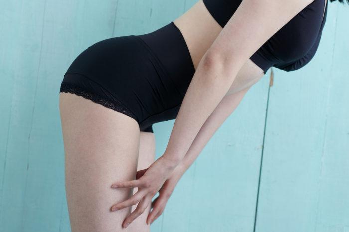 整体ショーツNEO+(整体ショーツネオプラス)はお尻の穴を締めるから尿もれの心配もなし