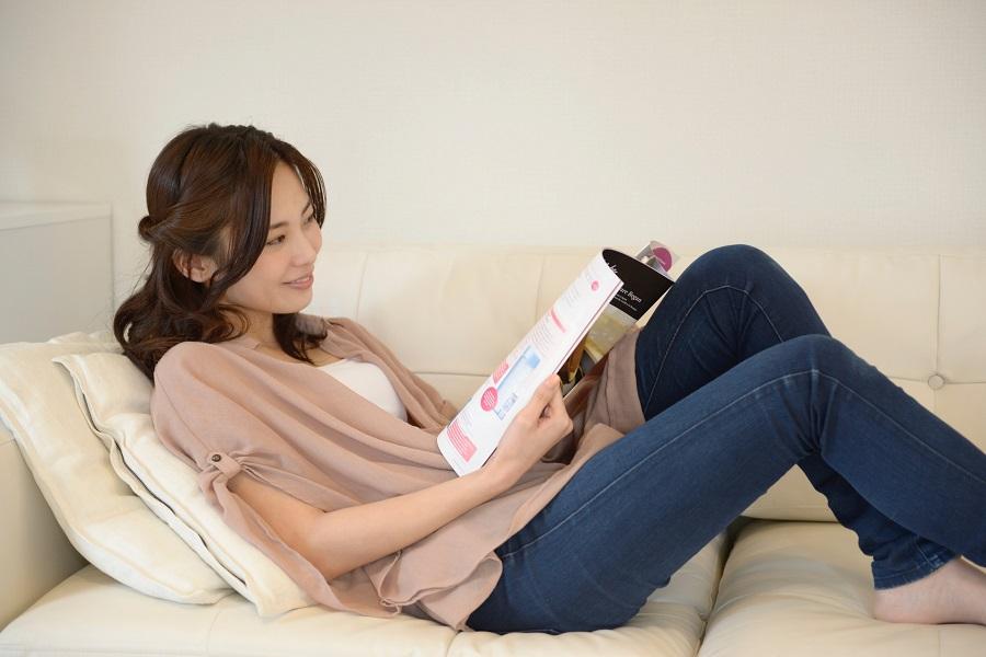relaxing_woman