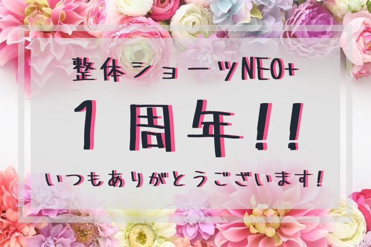 【祝1周年】10/23は「整体ショーツNEO+」発売記念日!お客さまの口コミをご紹介